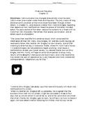 Pride and Prejudice Chapter 21 Tweet Miss Bingley's Letter