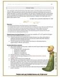 Pride and Prejudice Characterization Project (Common Core
