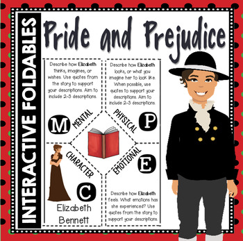 Pride and Prejudice: Reading and Writing Interactive Noteb