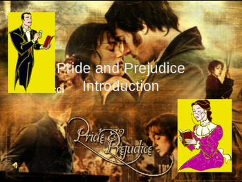 Pride and Prejudice Introduction, Background, Themes, and Characters