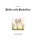Pride and Prejudice Literature Circle with Common Core Standards