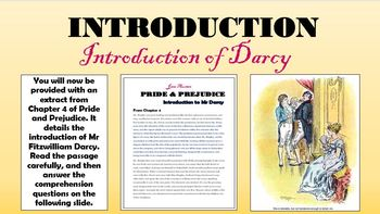 Pride and Prejudice - Mr Darcy