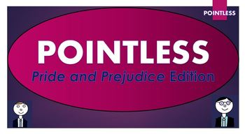 Pride and Prejudice Pointless Game! (and blank template to create your own!)