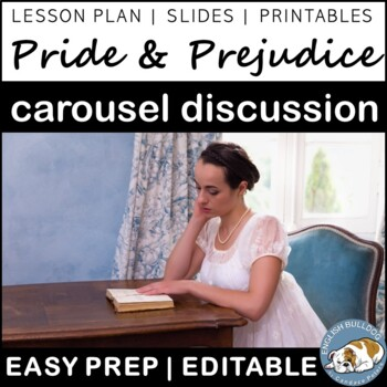 Pride and Prejudice Pre-reading Carousel Discussion