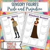 Pride and Prejudice Sensory Figures