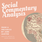 Pride and Prejudice - Social Commentary Analysis