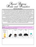 Pride and Prejudice Speed Dating