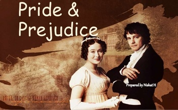 Pride and Prejudice Study Guide