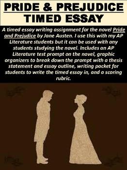 Pride and Prejudice Timed Essay