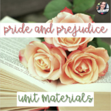 Pride and Prejudice Unit Materials