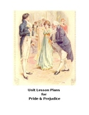 Pride and Prejudice Unit Plans