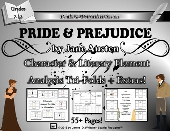 Pride and Prejudice by Jane Austen Character & Plot Analys
