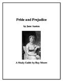 """""""Pride and Prejudice"""" by Jane Austen: A Study Guide"""