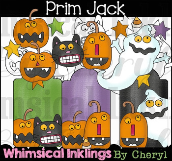 Prim jack Clipart Collection