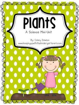 Primarily Plants (A Science Mini-Unit for K-1)
