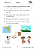 English Exercise Book – Primary 2 (ages 7+) (Vocabulary, Grammar, Comprehension)