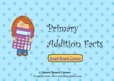 Addition Facts Primary Smart Board Lesson