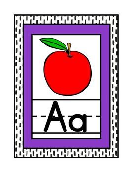 Primary Alphabet Line