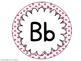Primary Alphabet Line: Polka Dots