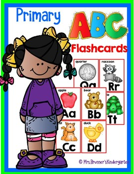 ABC Chart and handwriting