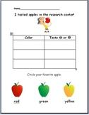 "Primary Apple Unit- ""center friendly"""