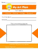 K-1 Art Plan for any artwork!