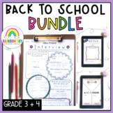Aussie Primary Back to School BUNDLE