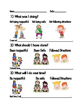 Primary Behavior Log