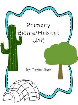 Primary Biome/Habitat Study