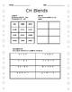 Primary Diagraphs