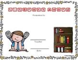 Primary Boy's Literacy Award