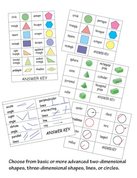 Primary Bundle Memory Game