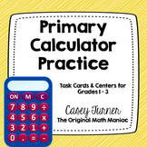 Primary Calculator Practice