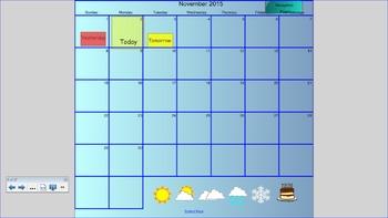 Primary Calendar 2015-2016