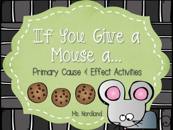 Primary Cause & Effect Activities