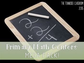 Primary Centers Pack!