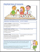 Primary Chemistry - Solids