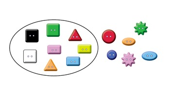Primary Chemistry - Solids BUTTONS
