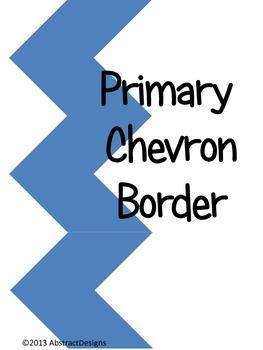 Primary Chevron Border