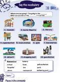 Primary Classroom EFL/ESL Text Book Five