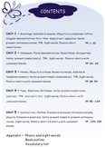 Primary Classroom EFL/ESL Text Book Three