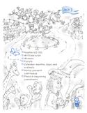 Primary Classroom EFL/ESL Textbook Level One/ Unit 3