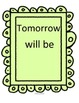 Primary Classroom Posters for Daily Routines