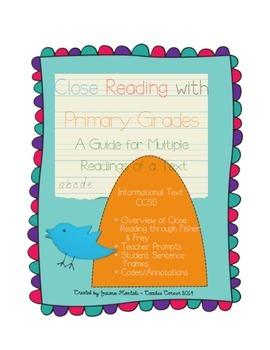 Primary Close Reading