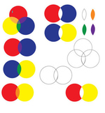 Primary Color Clipart