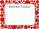 Red Polka Dots PowerPoint Template