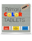 Primary Color Tablets