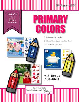 Primary Colors Big Bundle