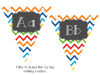 Primary Colors Bundle Classroom Decor