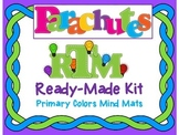 Primary Colors Mind Mats